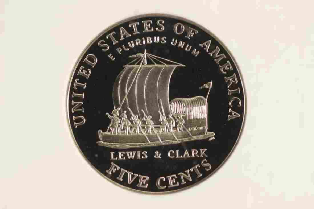 2004-S KEELBOAT NICKEL NGC PF70 ULTRA CAMEO