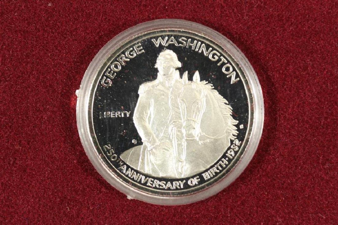 1982-S GEORGE WASHINGTON COMMEMORATIVE HALF