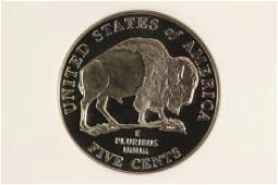 2005S BISON NICKEL NGC PF70 ULTRA CAMEO
