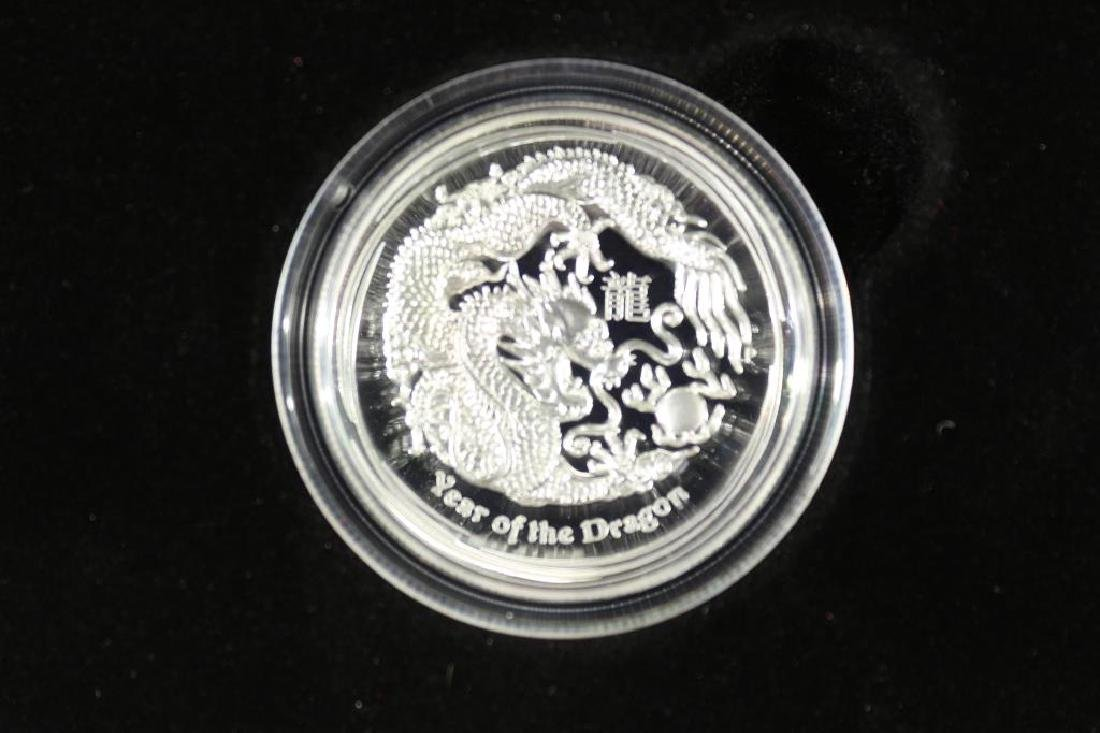 2012 AUSTRALIAN LUNAR YEAR OF THE DRAGON $