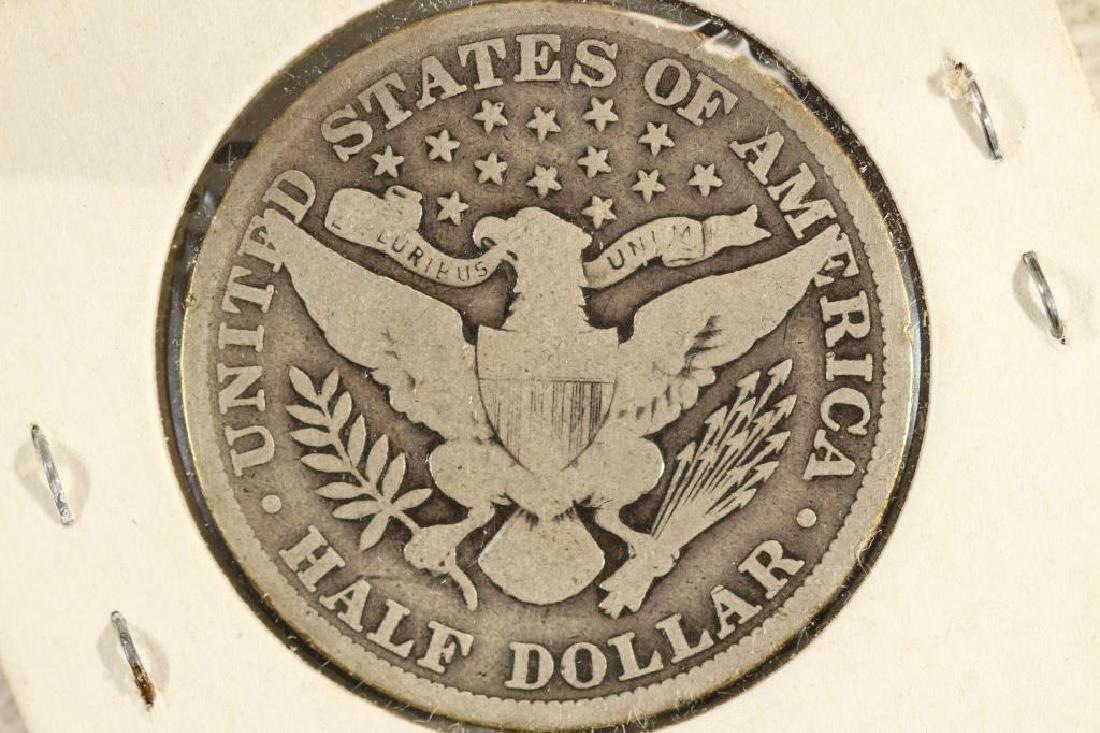 1906 BARBER HALF DOLLAR - 2