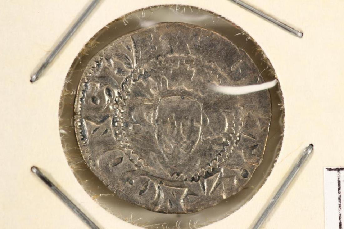 1272-1307 A.D. EDWARD I ENGLISH SILVER PENNY-LONG