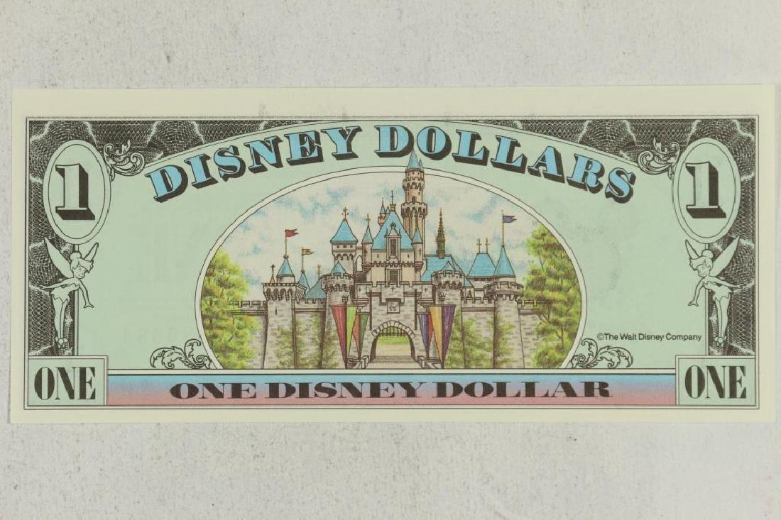 SERIES 1999 DISNEY DOLLAR CRISP UNC - 2