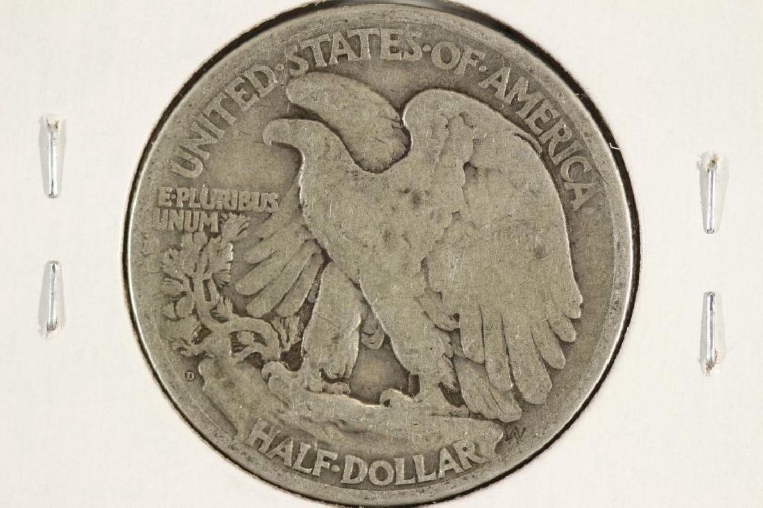 1934-D WALKING LIBERTY HALF DOLLAR - 2
