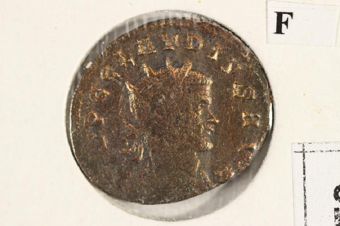 268-270 A.D. CLAUDIUS II ANCIENT COIN (FINE)