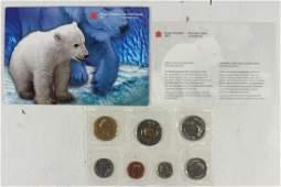 2000 CANADA SPECIAL EDITION UNC SET