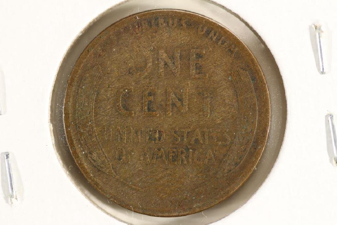 1914-S LINCOLN CENT - 2