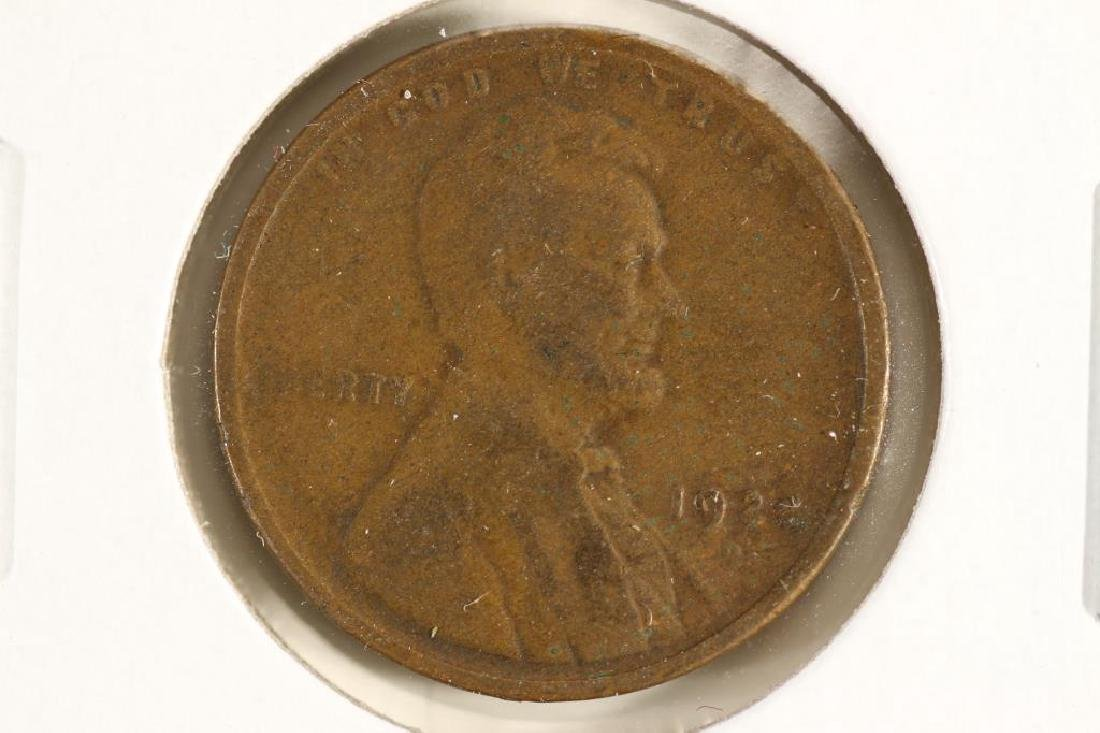 1922-D LINCOLN CENT