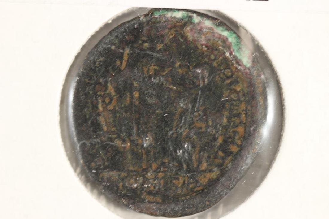 379-395 A.D. THEODOSIUS ANCIENT COIN VERY FINE - 2