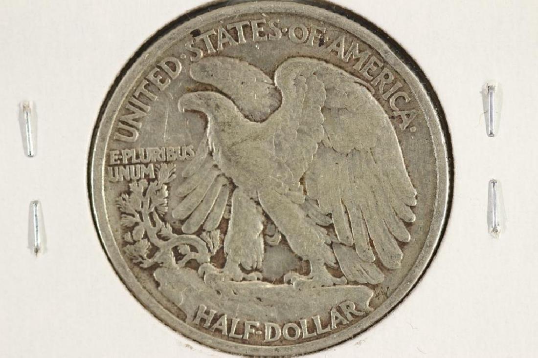1937 WALKING LIBERTY HALF DOLLAR - 2