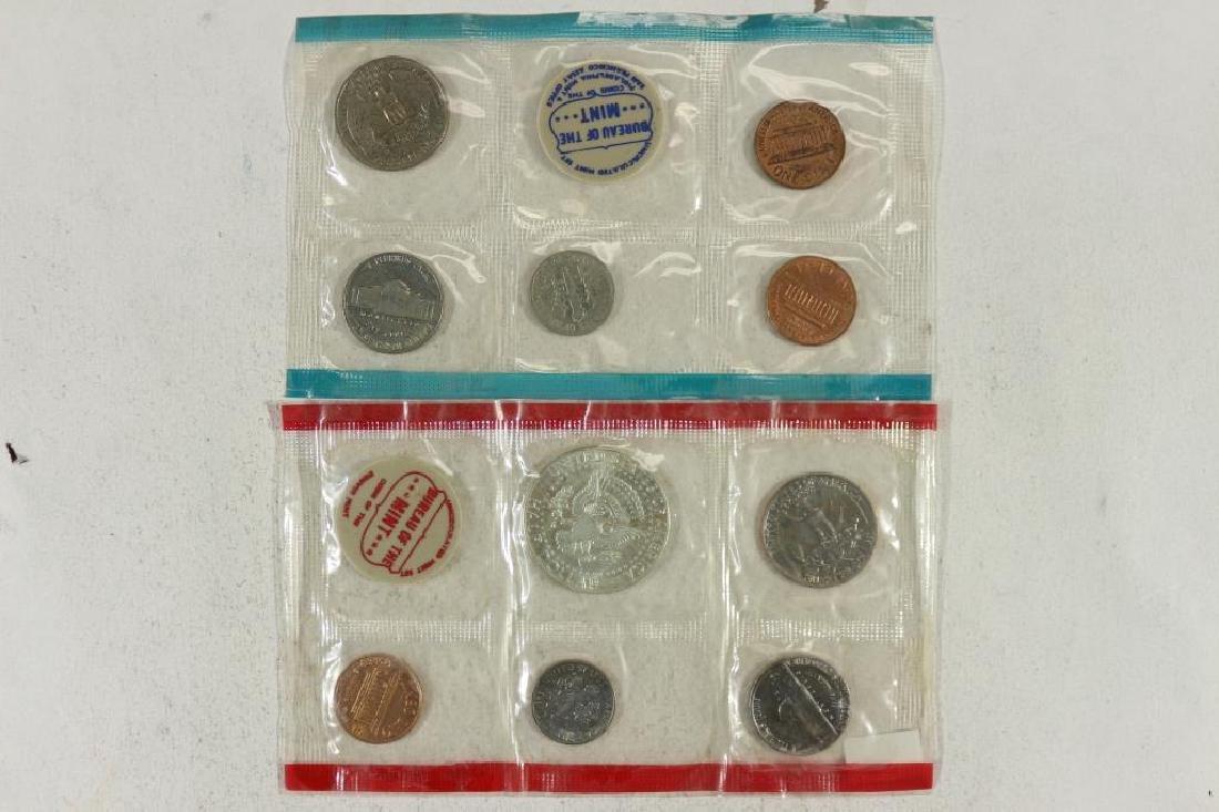 1969 US MINT SET (UNC) P/D/S (WITH NO ENVELOPE) - 2