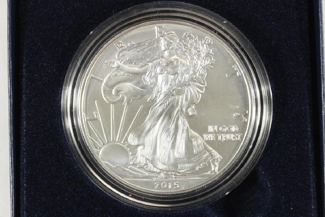 2015-W AMERICAN SILVER EAGLE UNC