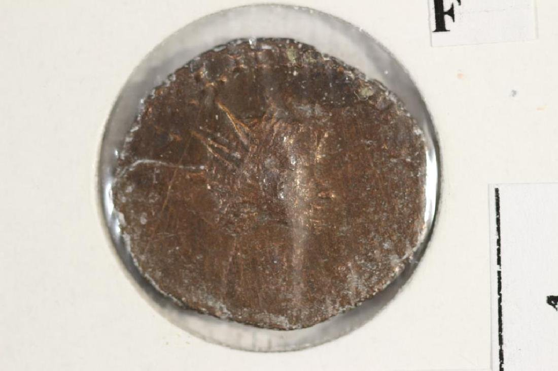 268-270 A.D. CLAUDIUS II ANCIENT COIN (FINE)