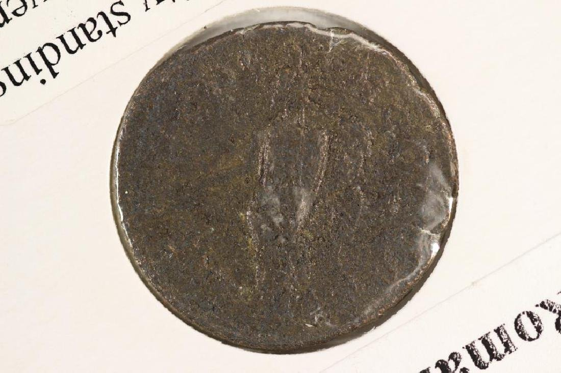 81-96 A.D. DOMITIAN ANCIENT COIN - 2