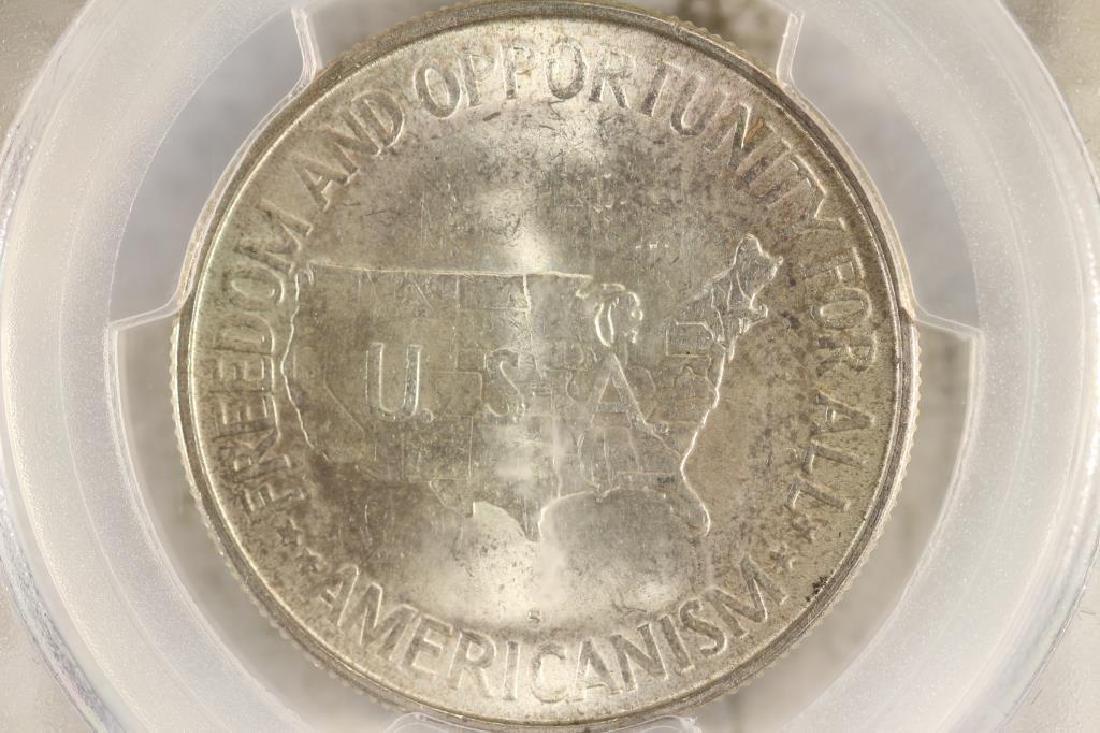 1953-S WASHINGTON/CARVER HALF DOLLAR PCGS MS63 - 2