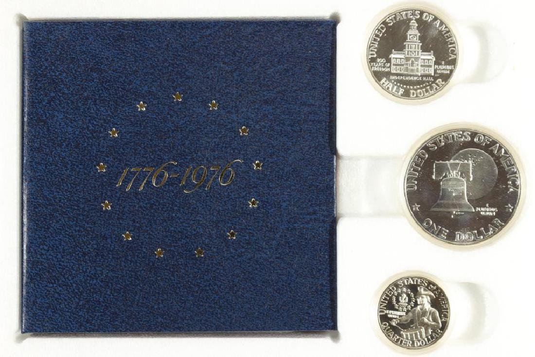 1976-S US SILVER BICENTENNIAL PROOF SET - 2