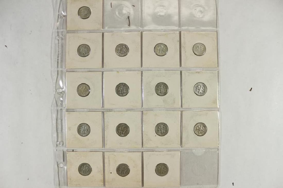16 ASSORTED 1956-1964 SILVER ROOSEVELT DIMES - 2