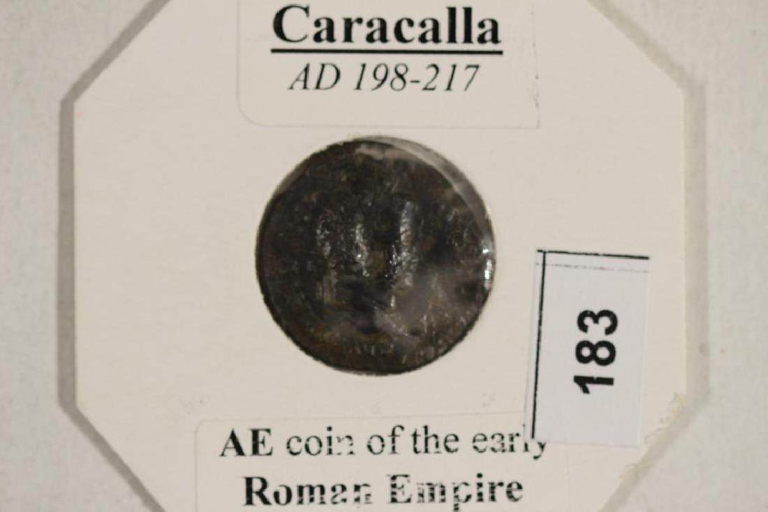 198-217 A.D. CARACALLA ANCIENT COIN - 3