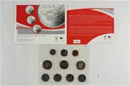 2008 CANADA SPECIAL EDITION UNC COIN SET