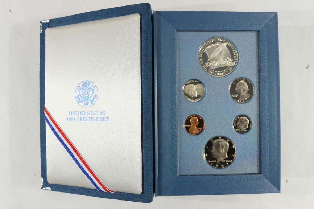 1987 US PRESTIGE PROOF SET US CONSTITUTION