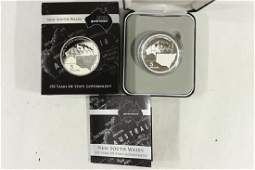 2006 AUSTRALIA SILVER PROOF $5 NEW SOUTH WALES