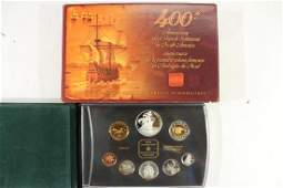 2004 CANADA 400TH ANNIVERSARY 1ST FRENCH
