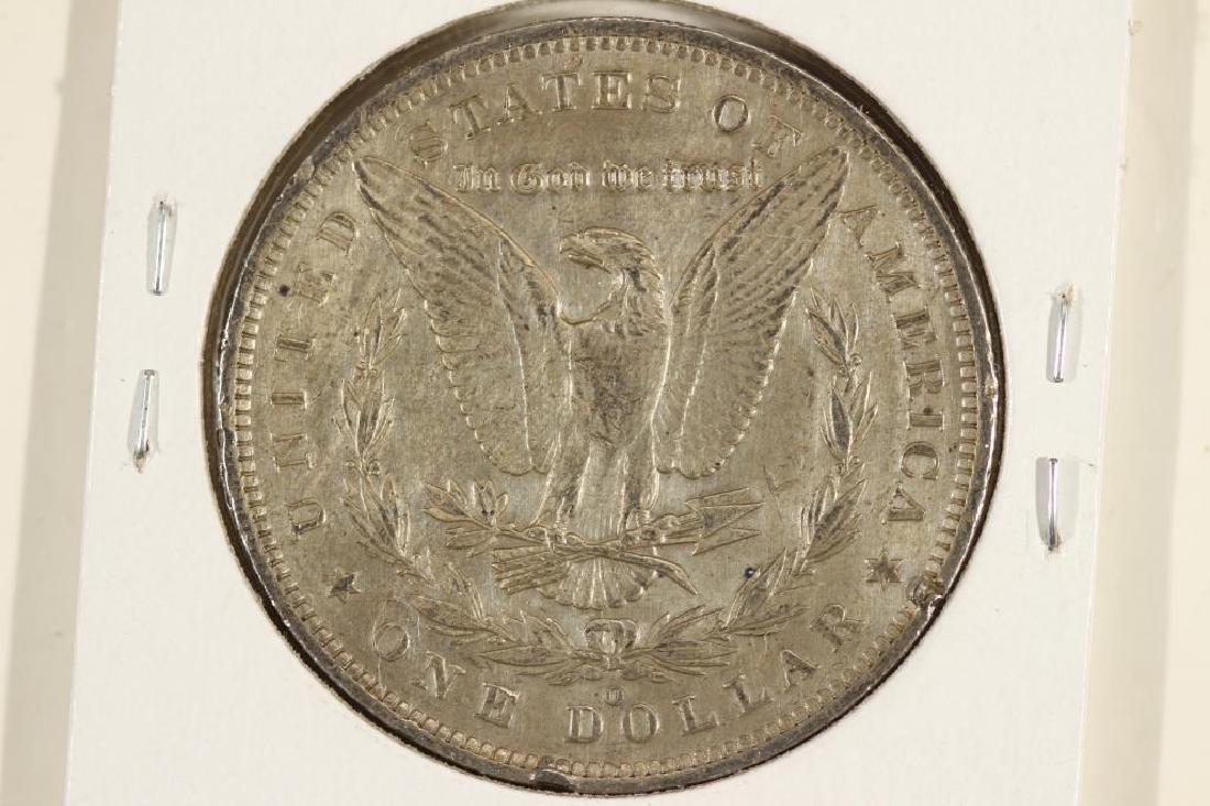 1884-O MORGAN SILVER DOLLAR - 2