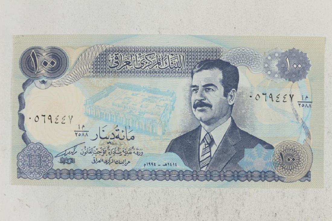 1994 IRAQ 100 DINARS CRISP UNC