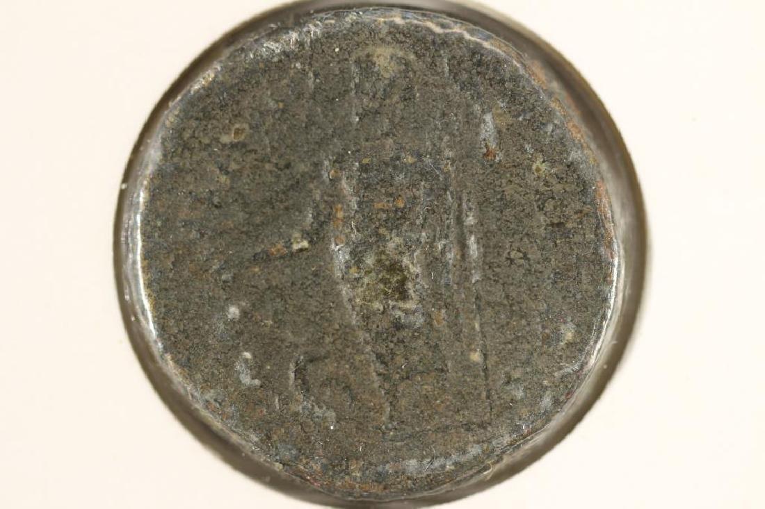 117-138 A.D. HADRIAN ANCIENT COIN - 2
