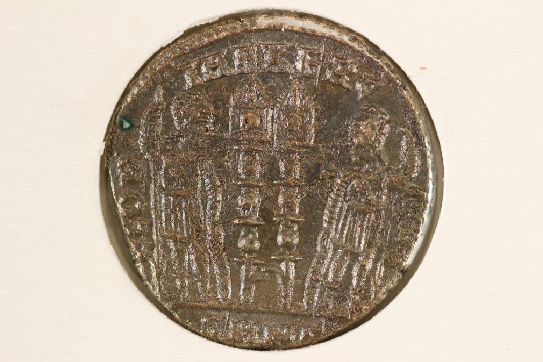 306-337 A.D. CONSTANTINE I ANCIENT COIN (FINE) - 2