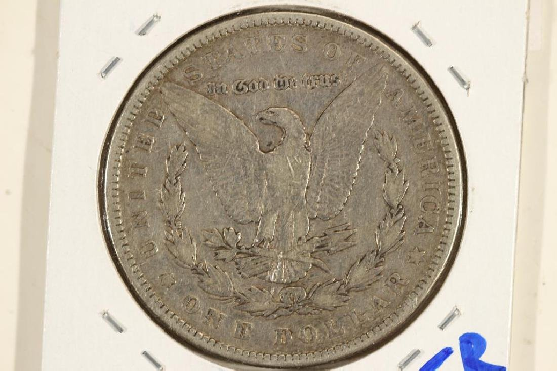 1888 MORGAN SILVER DOLLAR - 2