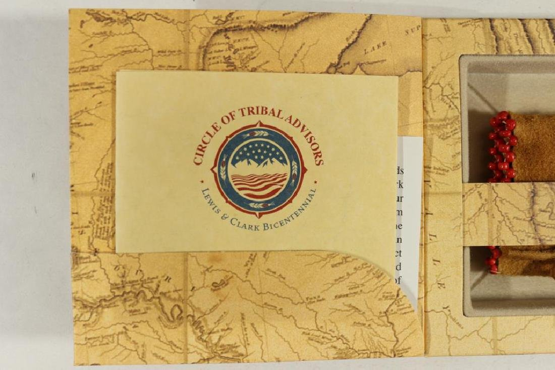 2004 LEWIS & CLARK COIN & POUCH SET SPECIAL - 3