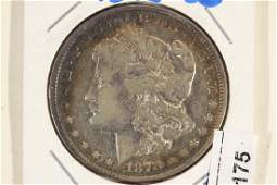 1878CC MORGAN SILVER DOLLAR