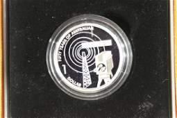 2006 AUSTRALIA 1 FINE SILVER PROOF COIN