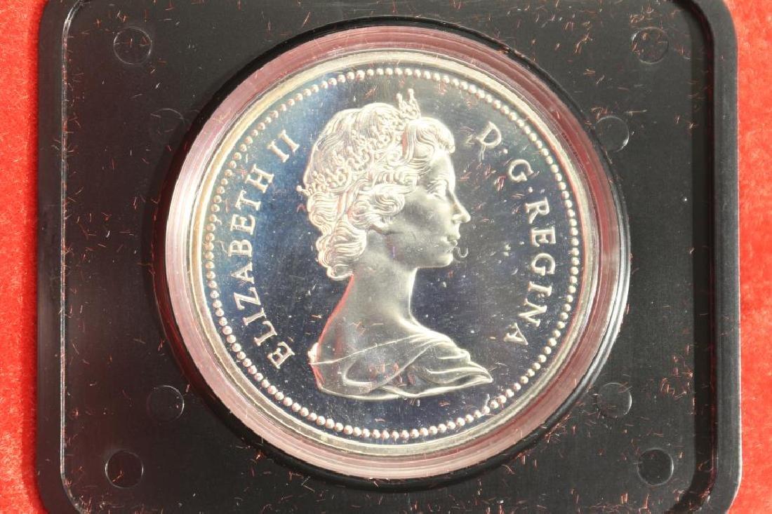 1974 CANADA WINNIPEG SILVER DOLLAR PROOF - 2