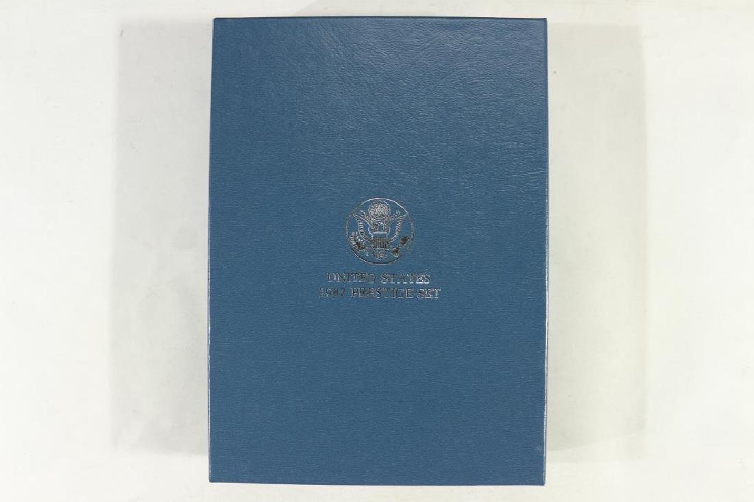 1987 US PRESTIGE PROOF SET US CONSTITUTION - 3