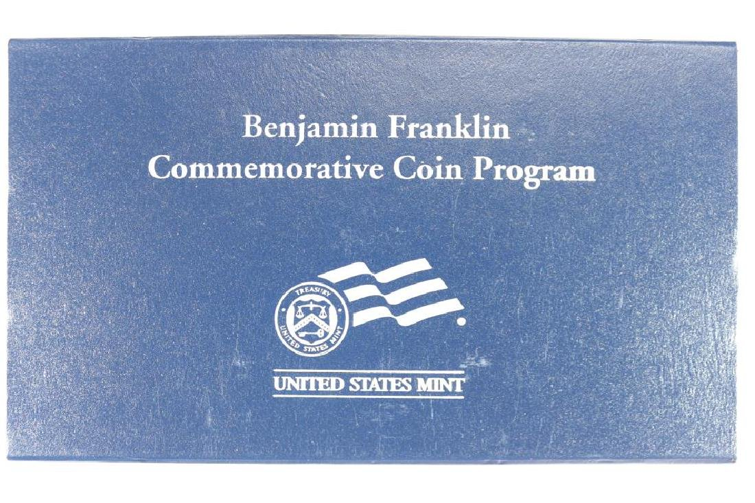 "2006-P BENJAMIN FRANKLIN ""FOUNDING FATHER"" PROOF - 3"