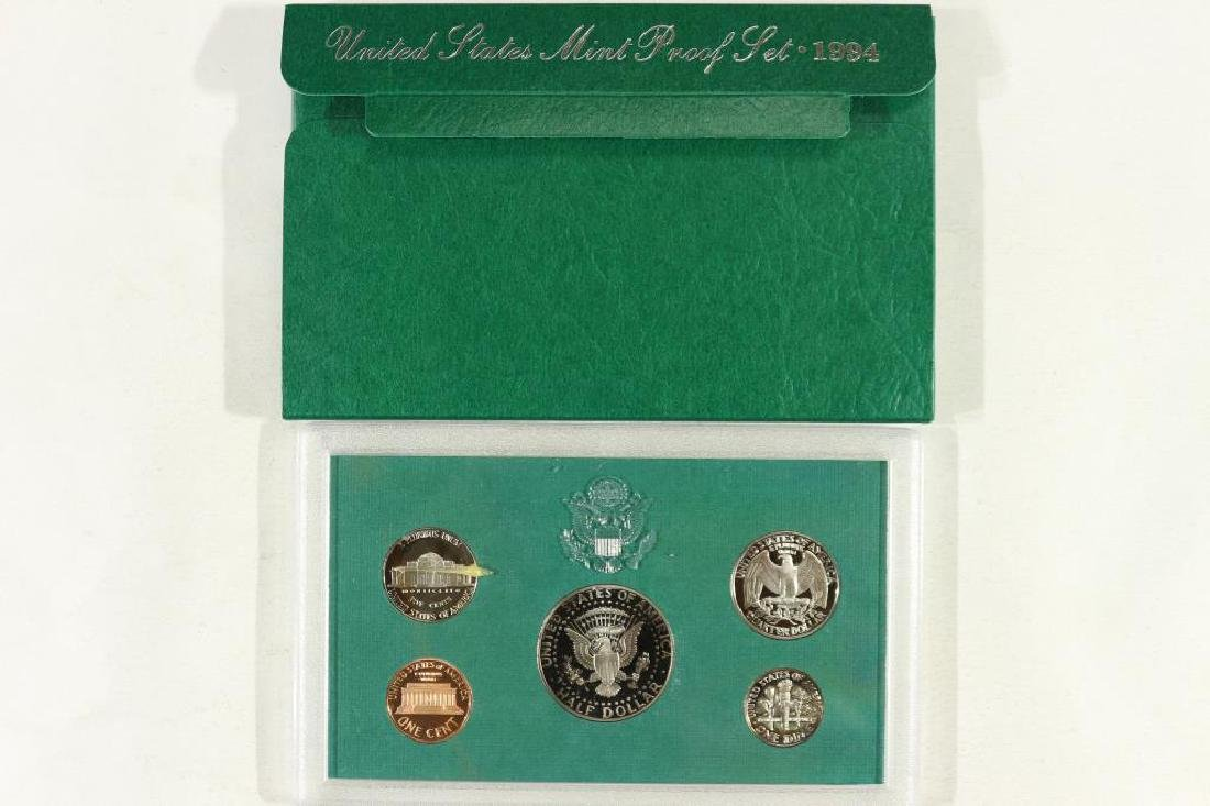 1994 US PROOF SET (WITH BOX) - 2