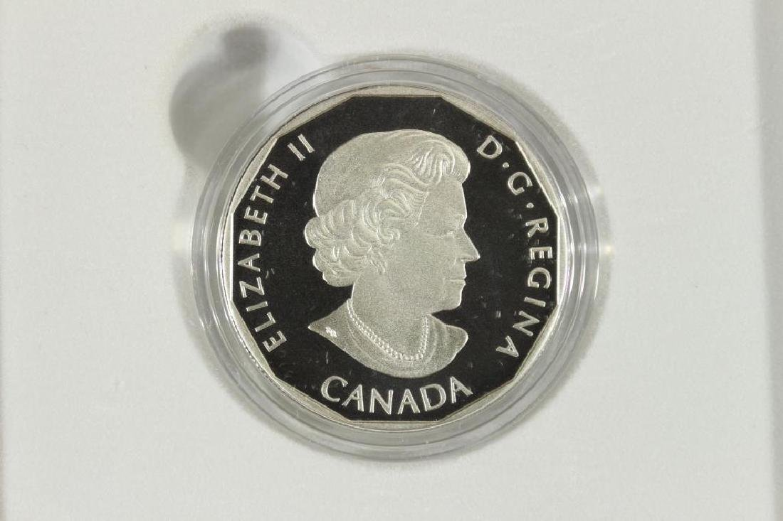 2015 CANADA $10 FINE SILVER COIN LOONEY TUNES - 2