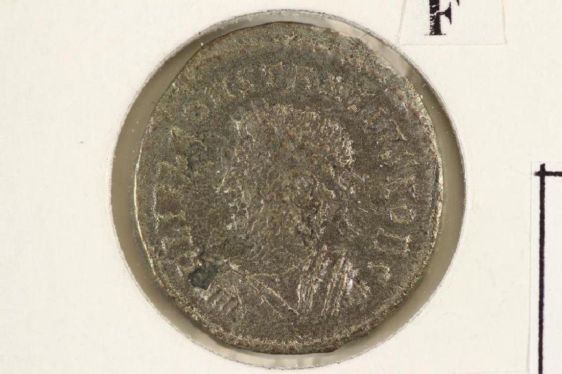 417-426 A.D. CRISPUS ANCIENT COIN (FINE)