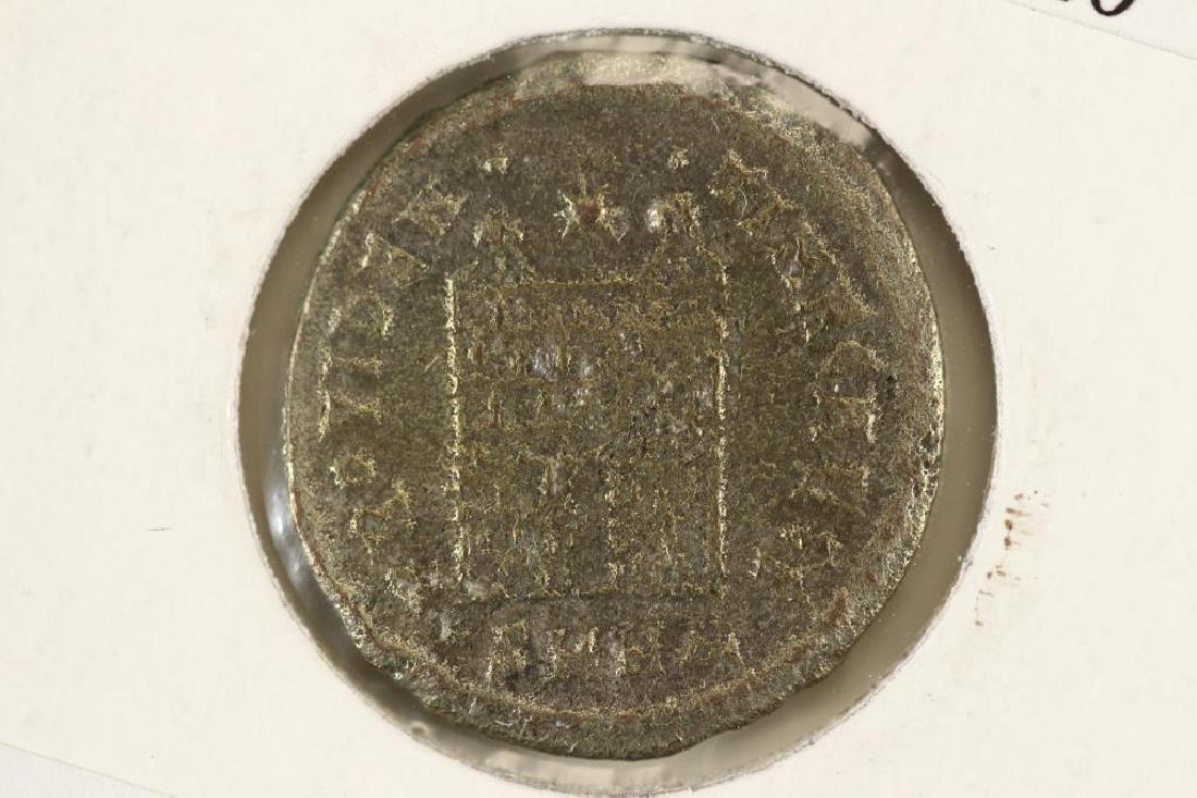 417-426 A.D. CRISPUS ANCIENT COIN (FINE) - 2