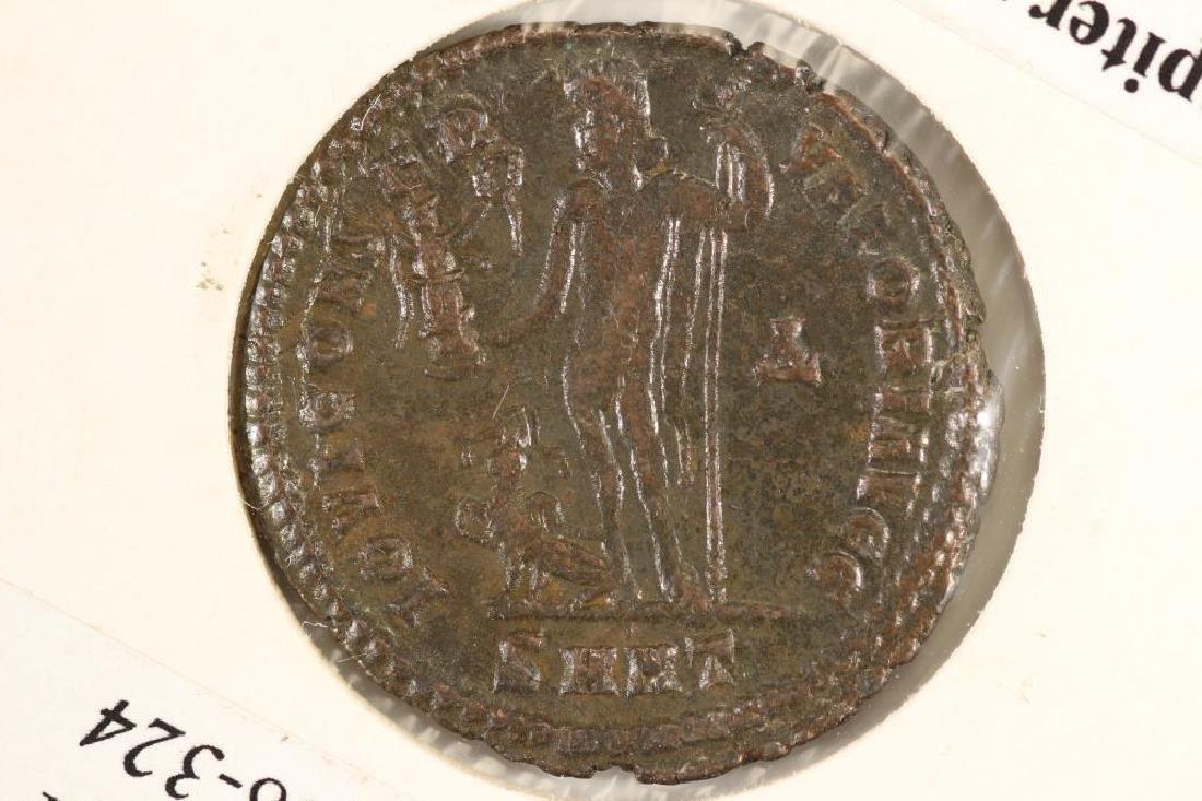 308-324 A.D. LICINIUS I ANCIENT COIN VERY FINE - 2