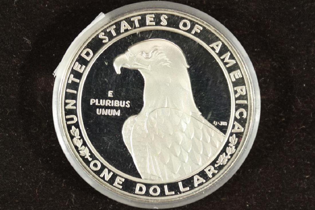 1983-S US OLYMPICS PROOF SILVER DOLLAR