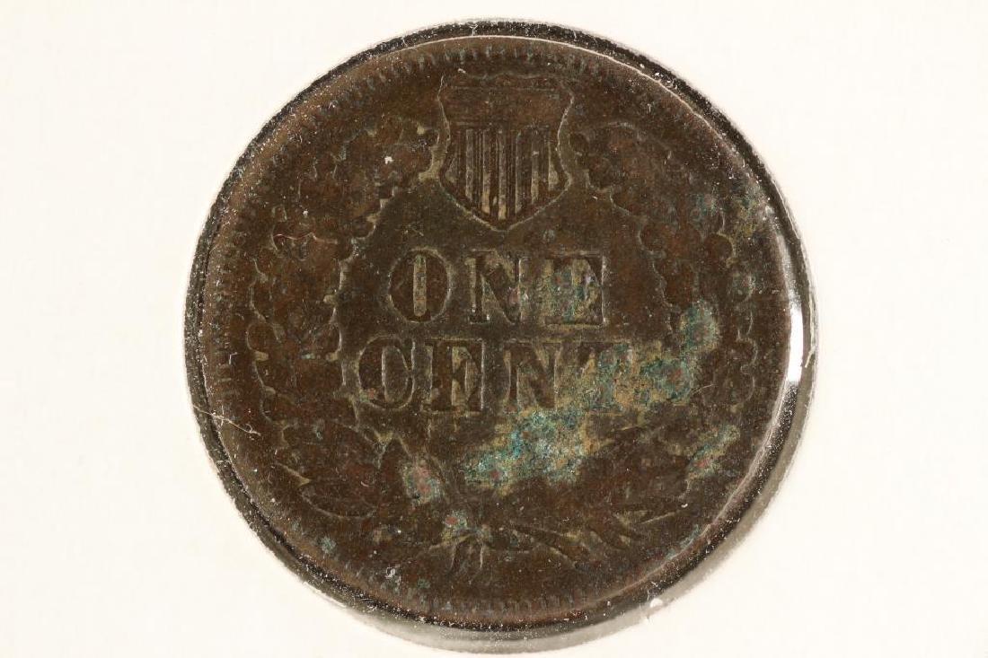 1876 INDIAN HEAD CENT (SEMI-KEY) - 2