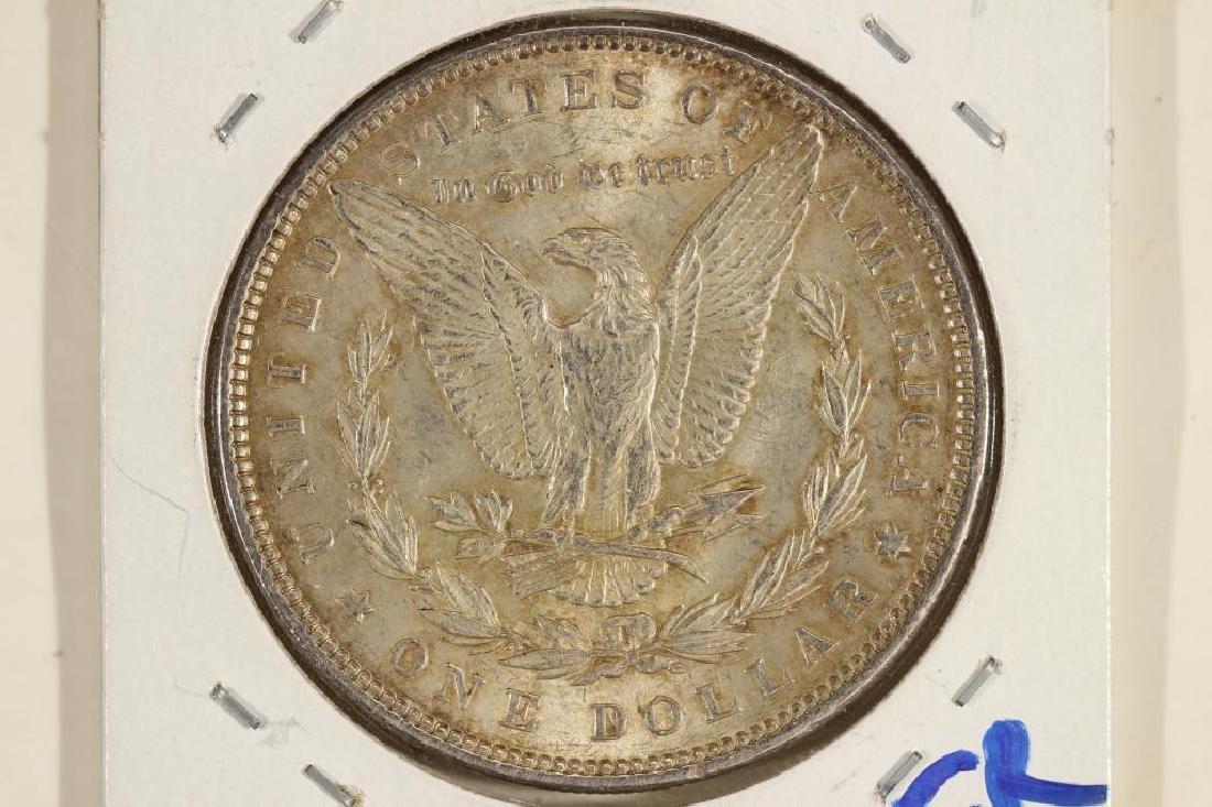 1889 MORGAN SILVER DOLLAR AU/UNC - 2