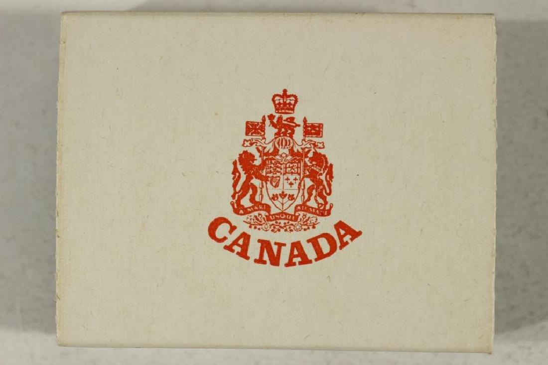 1971 CANADA BRITISH COLUMBIA SILVER DOLLAR TONED - 3