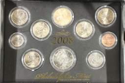 2008 PHILADELPHIA MINT NEVER CIRCULATED COIN SET