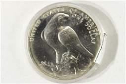 1984S US OLYMPICS UNC SILVER DOLLAR
