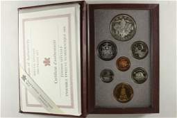 1994 CANADA SPECIAL EDITION PROOF SET THIS SET IS
