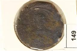 JESUS CHRIST WITH BIBLE ANCIENT COIN OF THE